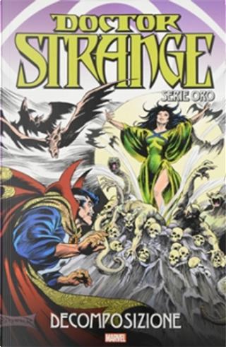 Doctor Strange: Serie oro vol. 22 by Frank Brunner, Steve Englehart