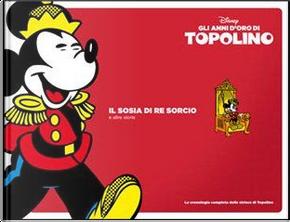 Gli anni d'oro di Topolino - Vol. 2 (1937-38) by Floyd Gottfredson, Manuel Gonzales, Merrill De Maris, Ted Osborne