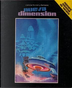 Nueva dimensión - 68 by Antonio Martín, Augusto Barrado, Cordwainer Smith, H. B. Fyfe, H. G. Welles, Jaime Rosal del Castillo, Luis Vigil