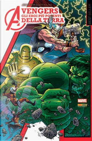 Avengers: Gli eroi più potenti della terra vol. 1 by Joe Casey