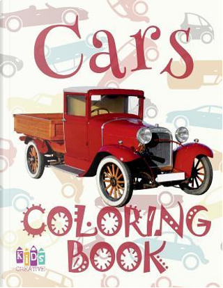 ✌ Cars ✎ Adulte Coloring Book Cars ✎ Coloring Books for Adults ✍ (Coloring Books for Men) Adult Coloring Book Sports Car by Kids Creative Publishing