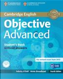 Objective CAE. Student's book. Per le Scuole superiori. Con espansione online by Felicity O'Dell
