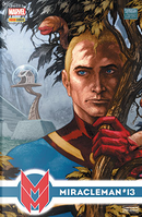 Miracleman #13 by Alan Moore, Mick Anglo