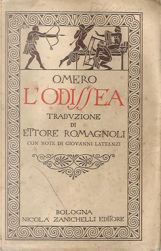 L'Odissea by Omero