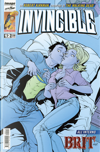 Invincible n. 12 by Bruce Brown, Robert Kirkman