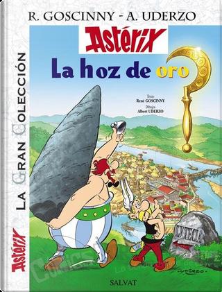 La hoz de oro by Rene Goscinny