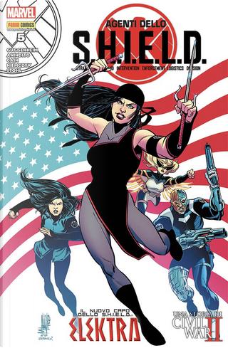 Agenti dello S.H.I.E.L.D. vol. 5 by Chad Bowers, Chelsea Cain, Chris Sims, Marc Guggenheim