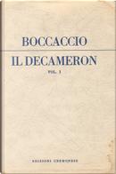 Il Decameron vol.I by Giovanni Boccaccio