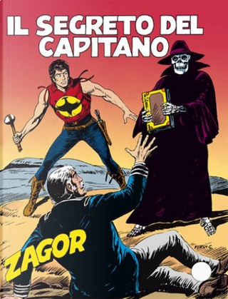 Zagor n. 318 (Zenith n. 369) by Marcello Toninelli, Moreno Burattini