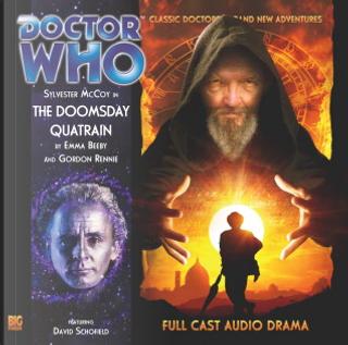 The Doomsday Quatrain by Emma Beeby, Gordon Rennie