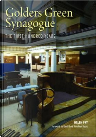 Golders Green Synagogue by Helen Fry