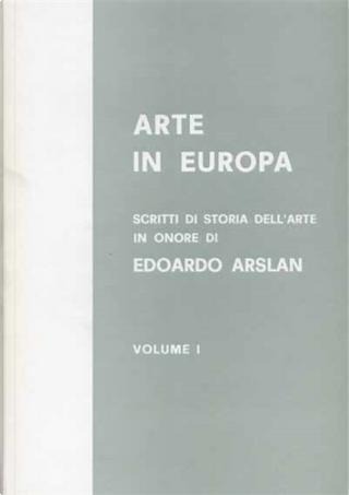 Arte in Europa - Vol. 1 by