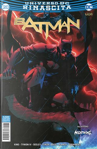 Batman #20 by Tom King