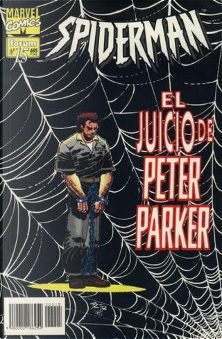 Spiderman Vol.2 #15 (de 18) by Evan Skolnick, Howard Mackie, J. M. DeMatteis, Todd DeZago, Tom DeFalco
