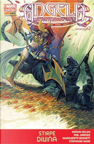 Angela - L'assassina di Asgard #2 by Kieron Gillen, Marguerite Bennett