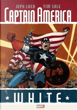 Captain America by Jeph Loeb