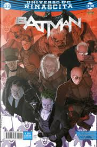 Batman #32 by Tom King