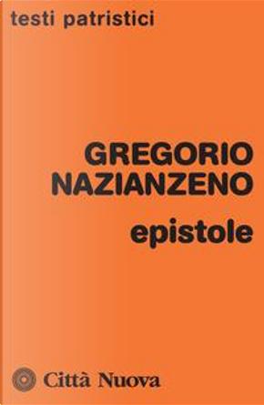 Epistole by Gregorio di Nazianzo (san)
