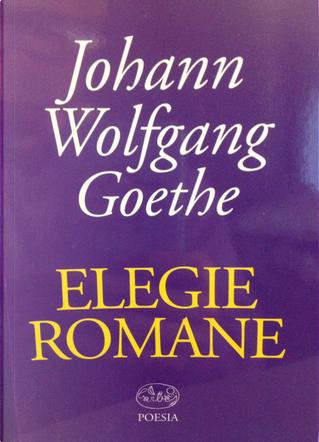 Elegie by Goethe