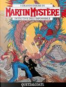 Martin Mystère n. 343 by Sergio Badino