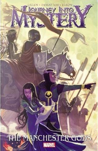 Journey into Mystery, Vol. 4 by Kieron Gillen