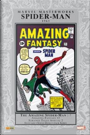 Marvel Masterworks: Spider-Man vol. 1 by Stan Lee, Jack Kirby, Steve Ditko