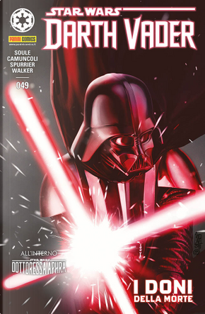Darth Vader #49 by Charles Soule