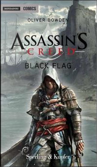 Black flag by Oliver Bowden
