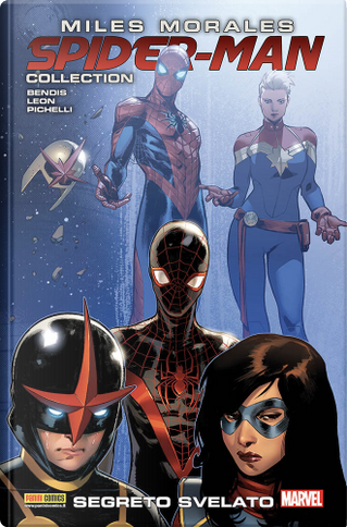 Miles Morales: Spider-Man Collection vol. 11 by Brian Michael Bendis