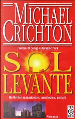 Sol levante by Michael Crichton