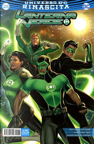 Lanterna Verde #25 by Robert Venditti, Sam Humphries