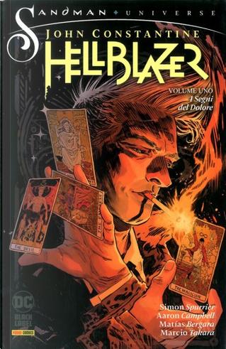 Hellblazer vol. 1 by Kat Howard, Simon Spurrier