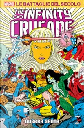 Marvel: Le battaglie del secolo vol. 40 by Jim Starlin