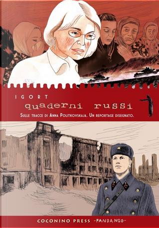 Quaderni russi by Igort