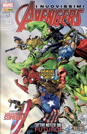 Avengers n. 55 by Al Ewing, Greg Weisman, James Robinson, Joshua Williamson