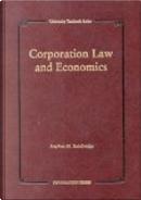 Corporation Law and Economics by Stephen M. Bainbridge