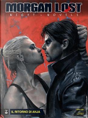 Morgan Lost - Night Novels n. 5 by Claudio Chiaverotti
