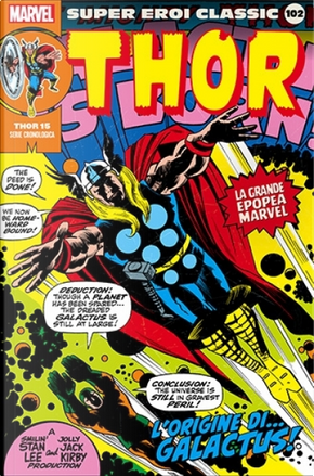 Super Eroi Classic vol. 102 by Stan Lee