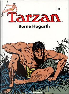 Tarzan (1947-1948) vol. 16 by Burne Hogarth