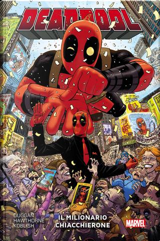 Deadpool vol. 9 by Brian Posehn, Gerry Duggan