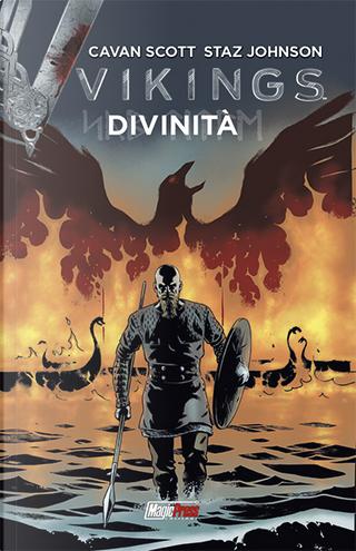 Vikings vol. 1 by Cavan Scott