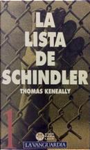 La lista de Schindler by Thomas Keneally