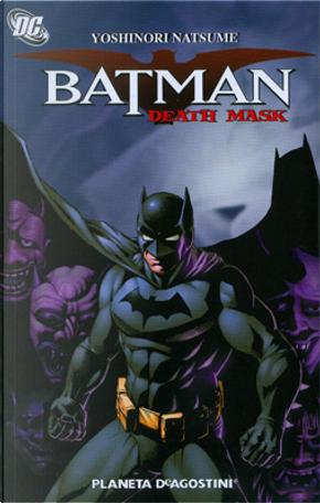 Batman Death Mask by Yoshinori Natsume