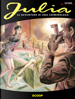Julia n. 21 by Giancarlo Berardi, Giancarlo Caracuzzo, Giuseppe De Nardo, Maurizio Mantero