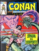 Conan il barbaro Colore n. 17 by Roy Thomas