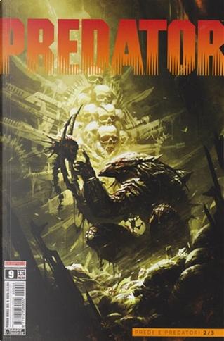 Predator #9 by John Arcudi