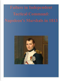 Failure in Independent Tactical Command by United States Army Command and General Staff College