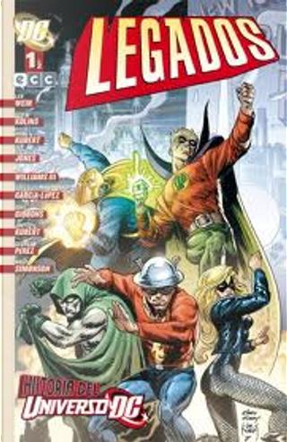 Legados #1 (de 2) by Allen Passalaqua, Len Wein, Walt Simonson
