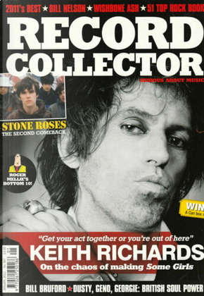Record Collector, January 2012 by