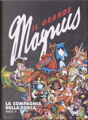 Il grande Magnus - Vol. 13 by Magnus